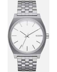 Nixon - The Time Teller Watch - Lyst