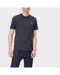 Lacoste - Men's Geometric Dot Print Tshirt - Lyst