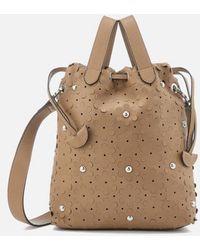 meli melo - Women's Hazel Daisy Laser Cut Bag - Lyst