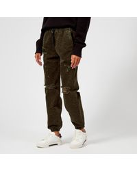 T By Alexander Wang - Xld Jogger Trousers - Lyst