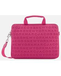 Marc Jacobs - Women's 13 Inch Commuter Laptop Case - Lyst