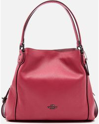 COACH - Edie Shoulder Bag - Lyst