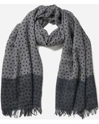 PS by Paul Smith - Men's Polka Melange Scarf - Lyst