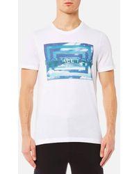 Michael Kors | Men's Vortex M2 Graphic Tshirt | Lyst