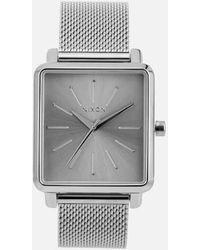 Nixon - Women's The K Squared Milanese Watch - Lyst