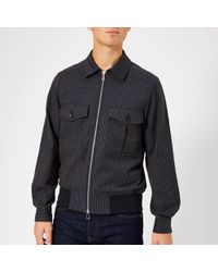 PS by Paul Smith - Bomber Jacket - Lyst