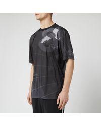 Y-3 - All Over Print Football Shirt - Lyst