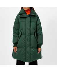 MM6 by Maison Martin Margiela - Women's Puffed Nylon Coat - Lyst