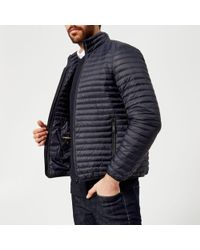 Emporio Armani - Men's Padded Jacket - Lyst