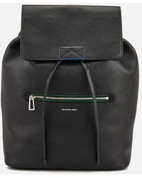 PS by Paul Smith | Men's Sports Grain Backpack | Lyst