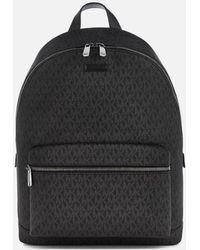 Michael Kors - Men's Jet Set Logo Backpack - Lyst