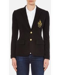 Polo Ralph Lauren - Women's Custom Blazer - Lyst