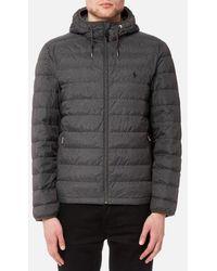 Polo Ralph Lauren - Men's Packable Down Fill Jacket - Lyst