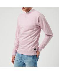 Edwin - Men's Classic Crew Sweatshirt - Lyst