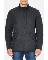 Barbour - Men's Chelsea Sportsquilt Jacket - Lyst