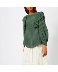 See By Chloé Long Sleeve Blouse