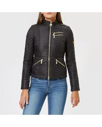 Barbour - Women's Weld Quilt Jacket - Lyst