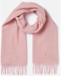 Polo Ralph Lauren - Women's Reversible Scarf - Lyst