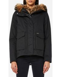 Woolrich - Women's Military Eskimo Coat - Lyst