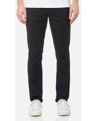 Michael Kors - Slim 5 Pocket Twill Jeans - Lyst