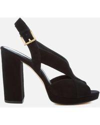 MICHAEL Michael Kors - Becky Platform Sandals - Lyst