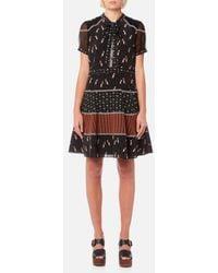 COACH - Women's Circle Dress - Lyst