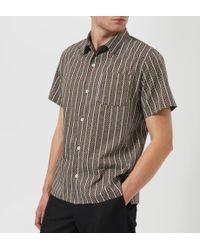 A.P.C. - Men's Chemise Wonder Shirt - Lyst