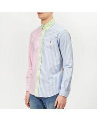 Polo Ralph Lauren Oxford Regular Fit Shirt - Blue