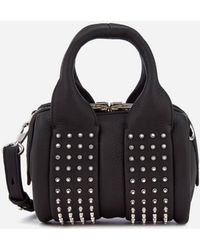 Alexander Wang - Women's Baby Rockie Soft Micro Stud Bag - Lyst