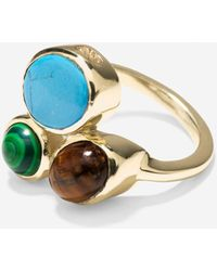 Cole Haan - Spring Street Fashion Semi-precious Cluster Ring - Lyst