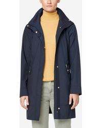 Cole Haan - Travel Packable Classic Coat - Lyst
