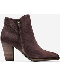 Cole Haan - Hayes Bootie (75mm) - Lyst