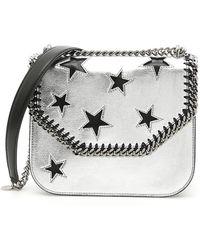 Stella McCartney - Falabella Box Shoulder Bag - Lyst
