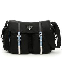 Prada - New Vela Bag - Lyst