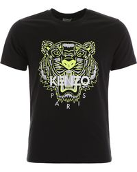 KENZO - T-Shirt Tiger - Lyst