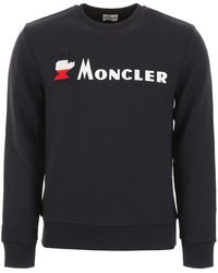 Moncler - Felpa monduck - Lyst