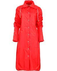 Marni - Hooded Rain Coat - Lyst