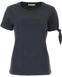 JW Anderson - Navy Single Knot T-shirt - Lyst