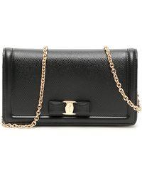 Ferragamo Vara Mini Bag
