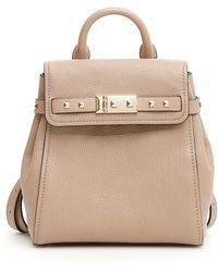 MICHAEL Michael Kors - Leather Addison Backpack - Lyst