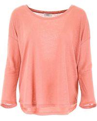 Closed Linen T-shirt - Pink