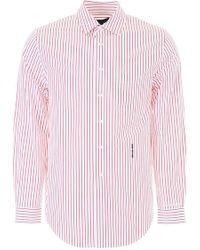 Alexander Wang - Striped Shirt - Lyst