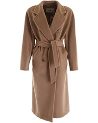 Max Mara - Madame Double-breasted Coat - Lyst