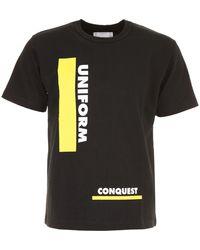 Sacai - Uniform T-shirt - Lyst
