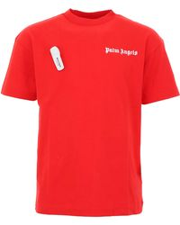 Palm Angels - T-shirt basic - Lyst