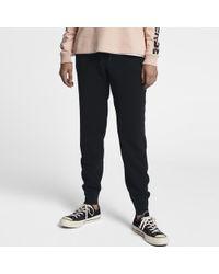 Converse - Essentials Fleece Women's Pants - Lyst