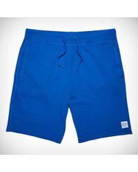 Converse - Essentials Cut-off Shorts - Lyst