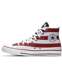 Converse - Chuck Taylor Americana High Top Shoe - Lyst