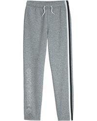 beed4f312b9 Vans Crossed Sticks Navy Fleece Sweatpants - Mens Xl in Blue for Men ...