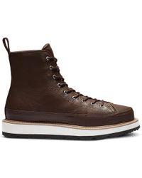 Converse - Chuck Taylor All Star Og Explorer Boot Leather - Lyst